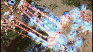 Neeb (P) v Zest (P) on King's Cove - Starcraft 2: Legacy of the Void 2019