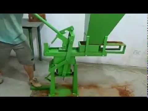 Станок для производства топливных брикетов своими руками