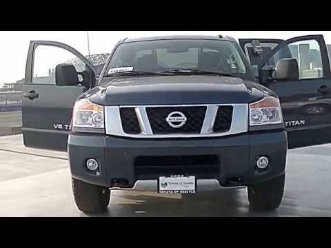 2014 nissan titan pro 4x off road drive and review how. Black Bedroom Furniture Sets. Home Design Ideas