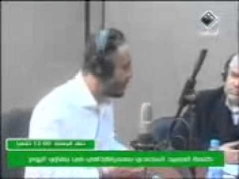 Saadi Gaddafi radio interview