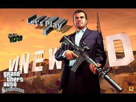 Let's Play - GTA Samp-Rp - Серия 3 - Rifa Gang