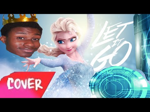 Let It Go - Frozen (music Video Cover Remix) video