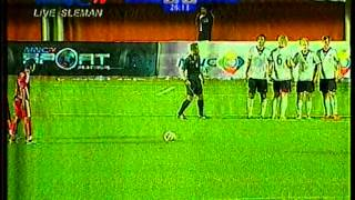 Indonesia VS Fulham U21 (2-0) Full Video, Half Time/Babak 1