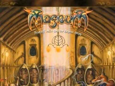 Magnum - Out Of The Shadows