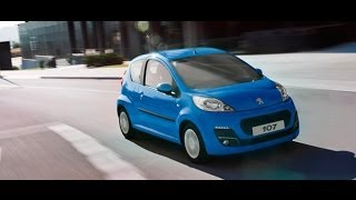 New Peugeot 107 Active (2012 on) Review