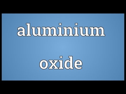 Header of Aluminium oxide
