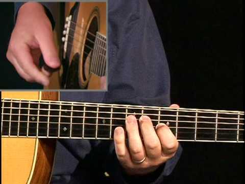Bryan Sutton Acoustic Bluegrass lesson #5