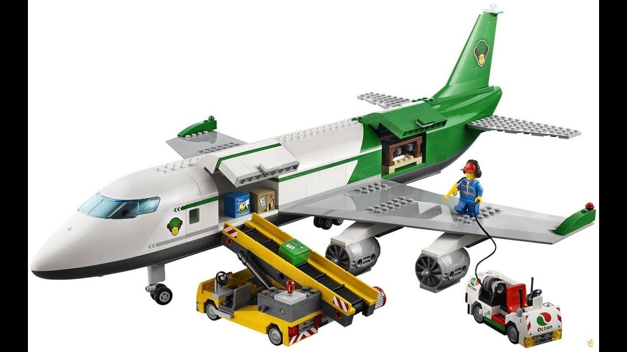 Конструктор самолет лего