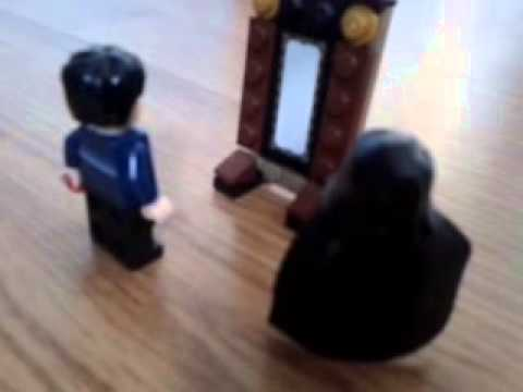 Lego Harry VS Quirrel klip izle