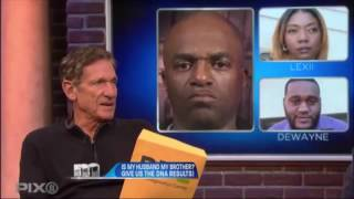 The Maury Show   Did I marry my brother?