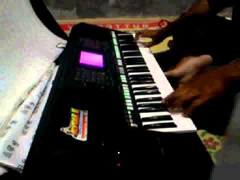 Langgam Jawa Nyidam Sari Karaoke Psr S750 video