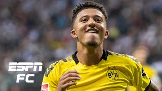Will Jadon Sancho leave Borussia Dortmund for the Premier League in January? | Transfer Rater