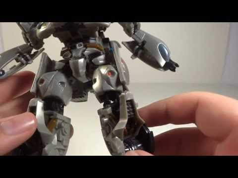 Transformers Movie Jazz Toy Review