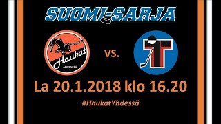 Download Lagu Maalikooste Haukat - Titaanit SS 20.1.2018 Gratis STAFABAND