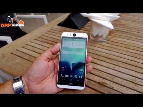 พรีวิว พาชม : ลองเล่น HTC Desire EYE และกล้อง