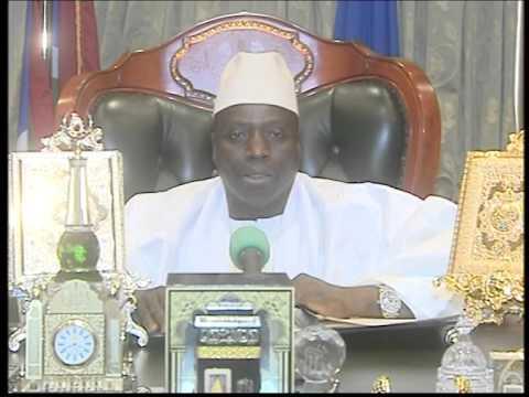 President Jammeh's 2014 New Year Statement