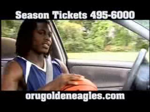 2008-09 Oral Roberts University Men's Basketball Commercial Video