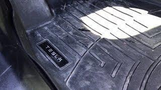 Model 3 All Weather Floor Mats