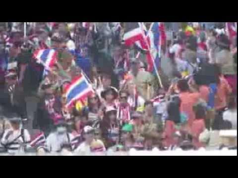 Shutdown Bangkok Protest Thailand