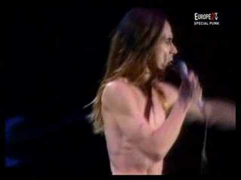 IGGY POP - LOUIE LOUIE - Live