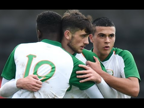 Ireland U19 3-0 Faroe Islands U19