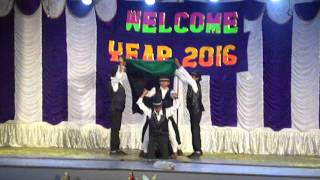 MJ 5 New Year Dance 2016