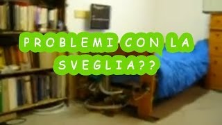 Problemi con la sveglia?? | VIDEO DIVERTENTI video divertentissimi scherzi bastardi video divertenti