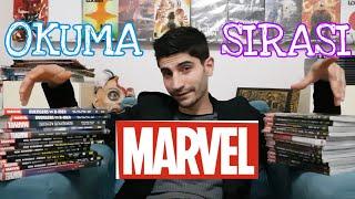 MARVEL Çizgi Romanları Okuma Sırası - The New Avengers Tam Liste