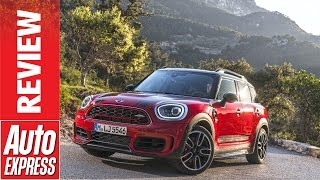 New MINI JCW Countryman - can MINI's hot SUV handle like a hatchback?