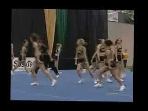 University of Regina Cheerleading - URCC 2011