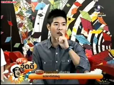 [Yes Or No] Tina Aom on Woody Show 2/2 with eng sub