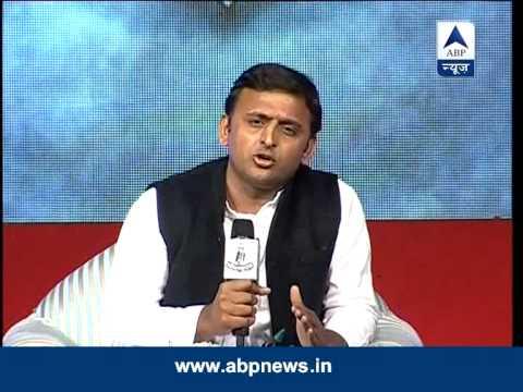 Watch full video of GhoshnaPatra with Uttar Pradesh CM Akhilesh Yadav