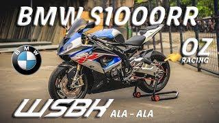 """MODIF ALA ALA WSBK !! BMW S1000RR """"BOY"""" !"""