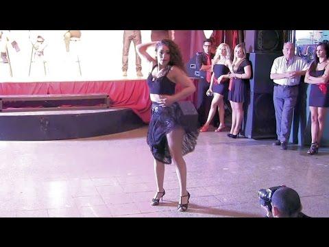 Comadreja Salsa Congress 2014 ~ Batalla Salsa Bacardi ~ Final Solistas Femeninas - II