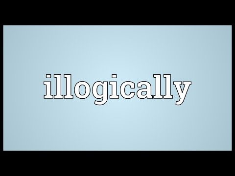 Header of illogically