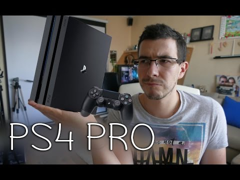 Новая PS4 PRO