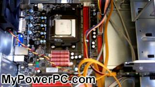 How To Install AMD Phenom II X4 955 Black Edition CPU in BIOSTAR A880G+ 880G Micro ATX Motherboard