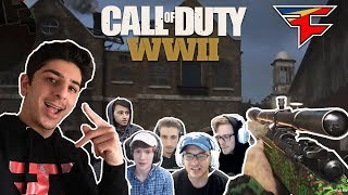 Full FaZe Search & Destroy on WWII