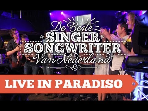 De Beste Singer-Songwriter in Concert - Live vanuit Paradiso