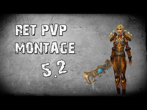 Sylvin I - MoP lvl 90 Retribution Paladin PvP 5.2