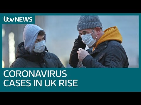 Three new coronavirus cases in UK brings total to 23  ITV News
