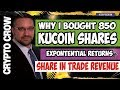 Why I Bought 850 Kucoin Shares (KCS)   SEC Pissing Me Off