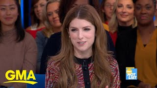 'GMA' Hot List: Anna Kendrick calls Christmas 'the most joyful time of the year' | GMA