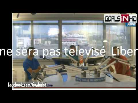 Live Streaming Radio : Liberia - Tunisia