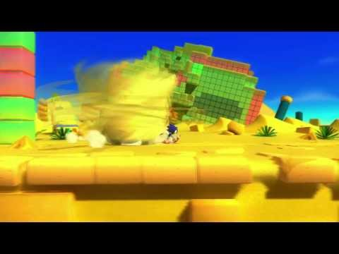 Sonic Lost World: Deadly Six Edition - Wii U (Fan-Made TV Trailer)