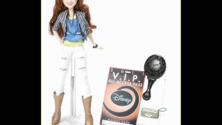 New Disney VIP Shake It Up CeCe Doll Image