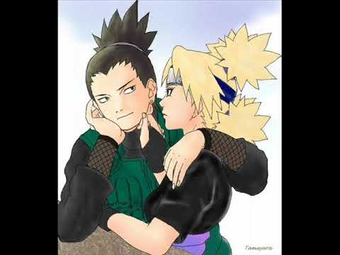 Temari X shikamaru - girlfriend