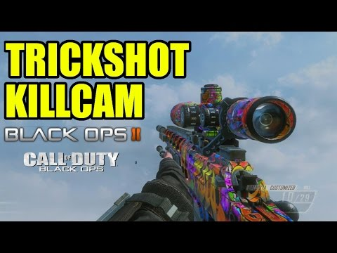 Trickshot Killcam # 940 | BLACK OPS 2 BLACK OPS | Freestyle Replay