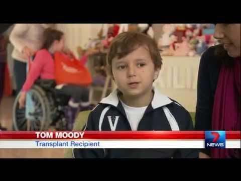 My brave son Tom Moody & his transplant story