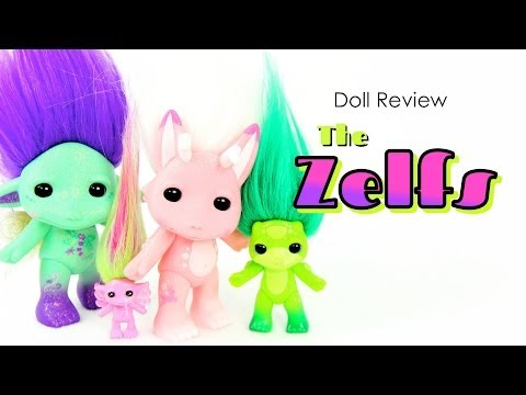 Doll Review: The Zelfs | plus: Elektrokidz